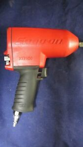 Snap On Tools 1 2 Drive Pneumatic Air Impact Wrench Xt7100