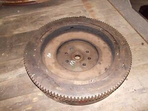 Farmall M Rowcrop Tractor Original Ih Flywheel Starter Ring Gear