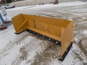 New unused Kit Container 92 Snow Pusher For Skid Steers Ssl Quick Attach