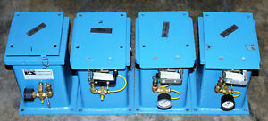 Kinetic Systems Vibraplane Vibration Isolation System Legs 400200 01 0054 2 3s