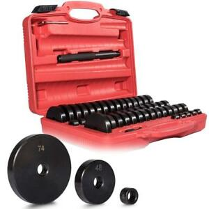 52pcs sets Seal Drive Set Bushing Removal Tool Bushing Driver Set