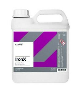 Carpro Iron X Iron Filing And Contaminants Cleaner 4 Liter Refill