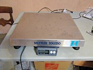 Mettler Toledo 300 X 1lb Digital Shipping Scales With Usb Connection Cable