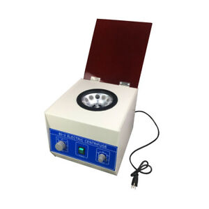 800 2 High Quality Electric Centrifuge Machine Lab Medical Practice 110v 4000rpm