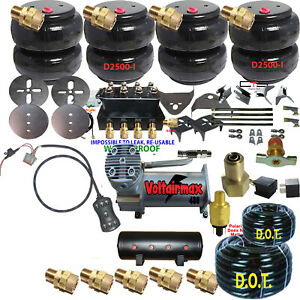 Toyota Air Suspension Kit complete U have Coilsprings 4 link Descrip Below