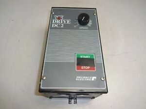 Reliance Electric Dc2 70u Motor Controller