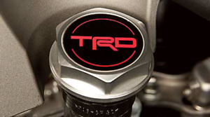 Genuine Oem Toyota Trd Performance Oil Cap Ptr35 00110