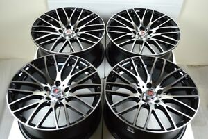 17 Wheels Rims Element Hrv Rav4 Crv Chr Tsx Civic Eclipse Accord Ilx Tlx 5x114 3