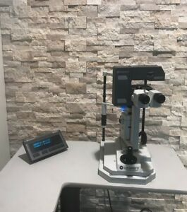 Coherent 7970 Ophthalmic Yag Laser System W Table Accessories Parts Low Power