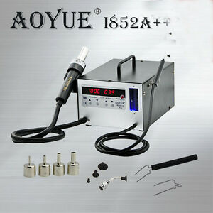 110v Ca Aoyue I852a Hot Air Rework Station Repairing System Repair