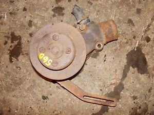 Farmall 560 Gas Tractor Ih Ihc Engine Motor Water Pump Assembly