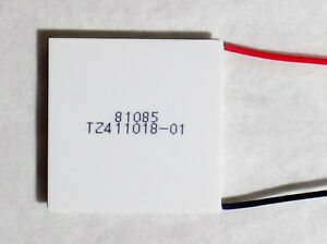 10 Ferrotec 9500 127 085 B Thermoelectric Peltier Cooler 12v 8 5 A Tec1 12708