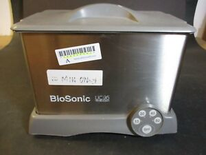 Whaledent Biosonic Uc95d Dental Ultrasonic Cleaner Bath For Parts repair