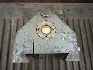 Older Horizontal Milling Machine Outboard Tailstock Spindle Support Lot A