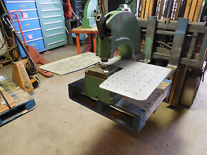 Di Acro 2 Punch Diacro W 1 25 Shoe lay Out Table Punch Press Roper Whitney