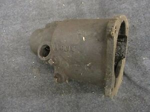 1950 62 Willys Transmission Overdrive R10 Tailhousing