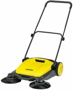 Karcher 1 766 303 0 300 0 Adjustable Height Outdoor Push Sweeper
