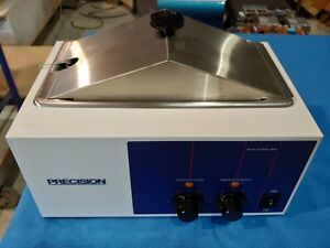 Precision 51221070 Heated Waterbath Water Bath Thermo 180 Series 1 5l Capacity