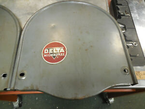 Delta Band Saw Rockwell Bandsaw 14 Upper Wheel Cover