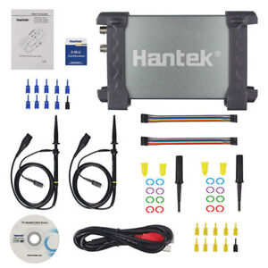 Hantek 6022bl Pc Digital Oscilloscope Based Usb Logic Analyzer 16 Chs 48msa s