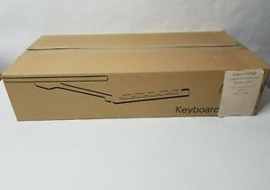 brand New Humanscale 6g10011rf2022 Keyboard System With Tray Mouse Platform