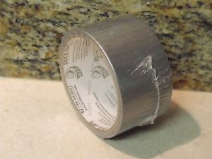 Case Of 12 Rolls Gray Duct Tape Special Purchase