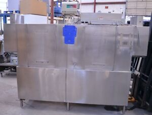 Hobart Cpw80a Commercial Kitchen Dishwasher Rack Conveyor
