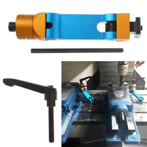 Universal Adjustable Cnc Mill Machines Work Stop Locator Tool Part Workpiece