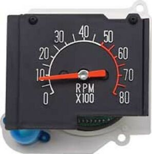 68 69 70 B body Satellite Road Runner Gtx Coronet Standard Dash Tach New