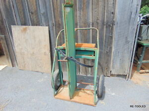Dual Large Cylinder Welding Cart Portable Oxygen Acetylene Weld Cart Anthony 6