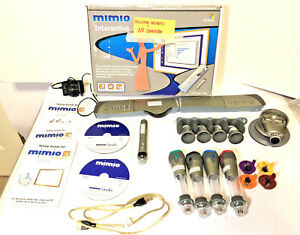 Mimio Interactive Virtual Ink 600 0045 Whiteboard System