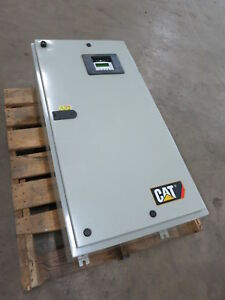 New Caterpillar Ctg 225a 230 400v Automatic Transfer Switch Cat 225 Amp Mx150 3r