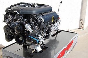 2017 Coyote Crate 435hp Engine M 6007 M50a With Tremec T 56 Magnum Trans