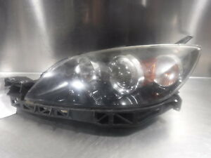 2007 2008 2009 Mazda 3 Left Driver Headlight Oem 244070