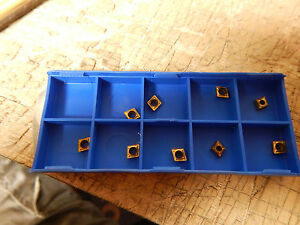 9 Valenite Cpgt 1 51 21 Fh Metal Lathe Tool Holder Inserts