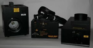 Melles Griot 643 ryb a02 Krypton Argon Ion Laser 488 568 647nm power Supply