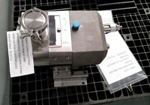 Rotary Lobe Pump Head Gear Box Assembly Jabsco Uf Lu640 Ultima Medical Stainless