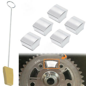 Cam Phaser Lockout Noise Repair Kit Timing Chain Wedge Holding Tool Set For Ford