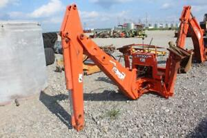 Kubota Bt900 Backhoe Attachment For Kubota L35 Loader Backhoes