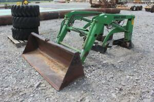 Great Bend 330 Front End Loader W Brackets And Control Valve