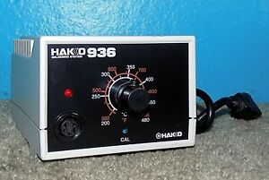 Hakko 963 Soldering Station Base Control Unit Free Shipping