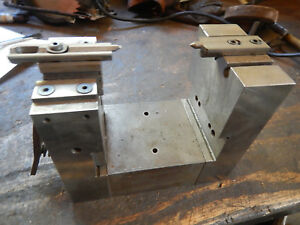 Small Machinist Bench Center Jig Fixture Tooling
