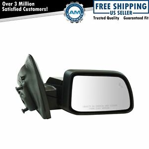 Exterior Power Heated Puddle Light W Blind Spot Mirror Rh Side For Ford Suv
