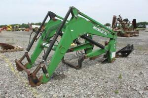 Woods Du al 360 Self leveling Front End Loader For Large Farm Tractors