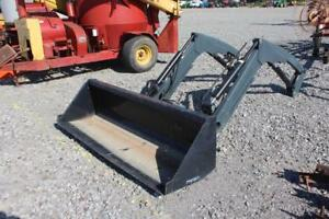Unused New Old Stock Quicke 240n Front End Loader For Mid Size Tractors