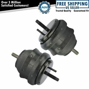 Hydraulic Engine Mount Pair Lh Driver Rh Passenger Sides For Cadillac Cts Srx