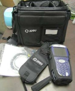 Jdsu Hst3000 Hst 2500 3000 Sim Cu Color Communication Analyzer