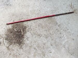 Farmall C Sc Tractor Nice Originl Ih Long Steering Wheel Shaft