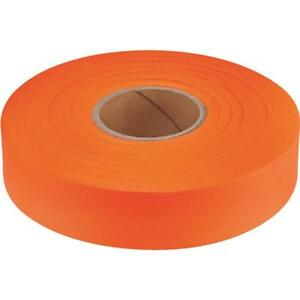 12 Pk Milwaukee Empire 600 L X 1 W Best High performance Orange Flagging Tape