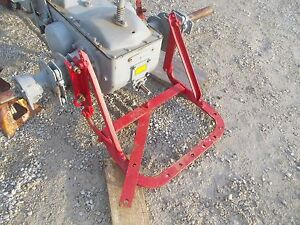 Farmall F12 F14 Tractor Real Nice Ih Ihc Wish Bone Wishbone Drawbar